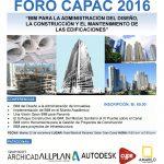 Foro CAPAC 2016